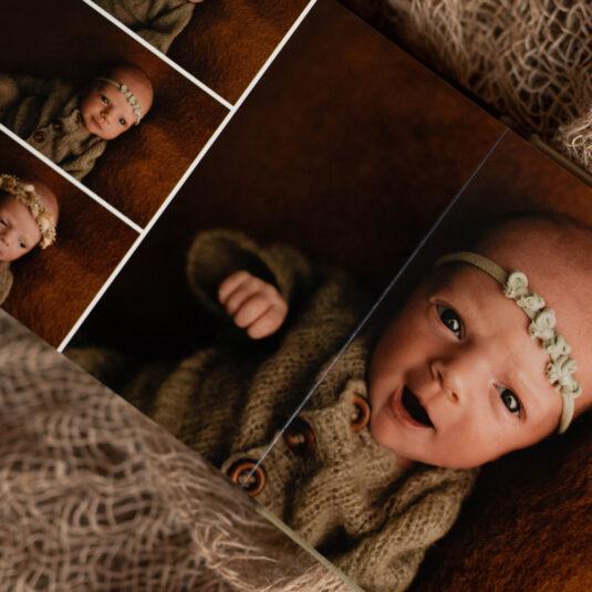 newborn fotoboek